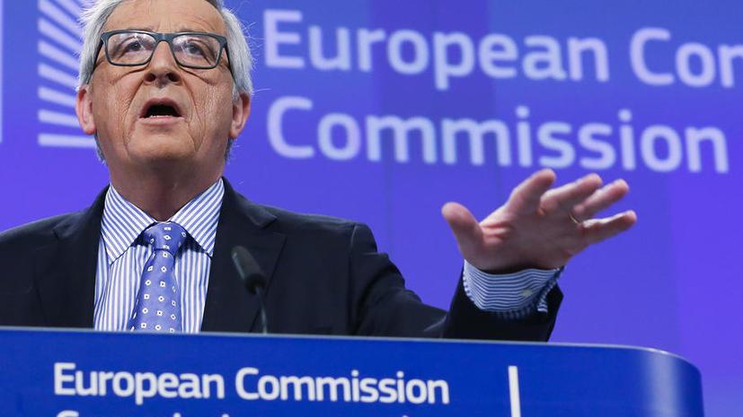 Председатель Еврокомиссии: Шенген может не пережить наплыва беженцев