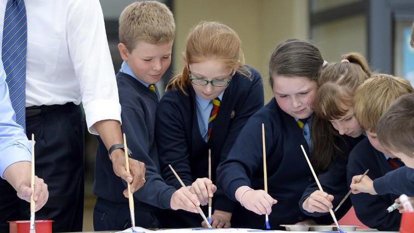 В ирландских школах помимо распятий могут появиться символы других религий