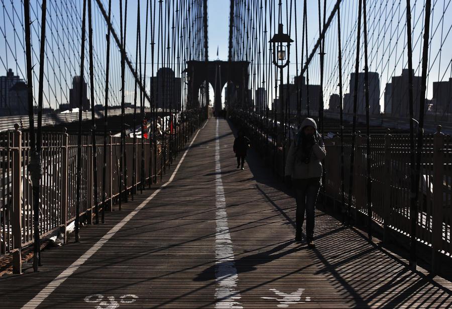 Бруклин оцепила полиция - власти ждут новых протестов из-за гибели подростка на улице