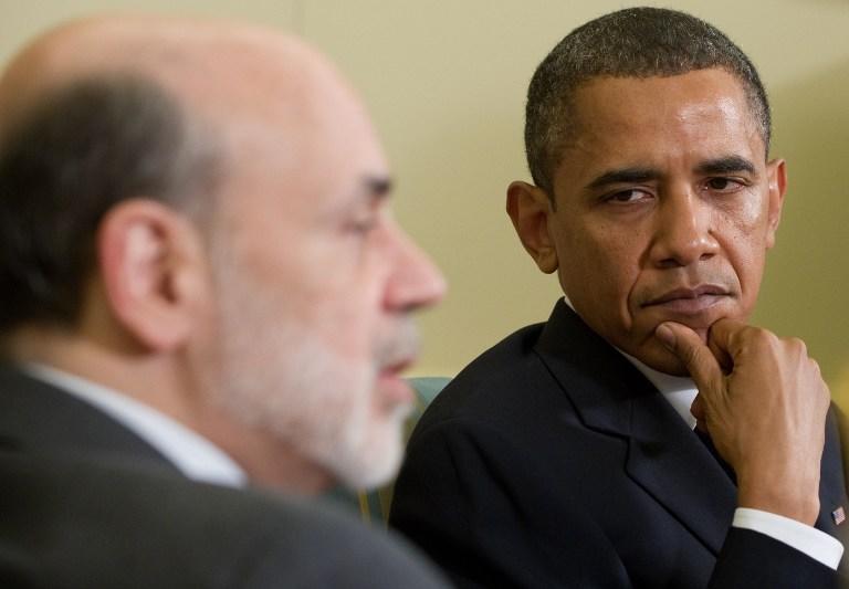 СМИ: Барак Обама ищет нового главного финансиста страны вместо Бена Бернанке