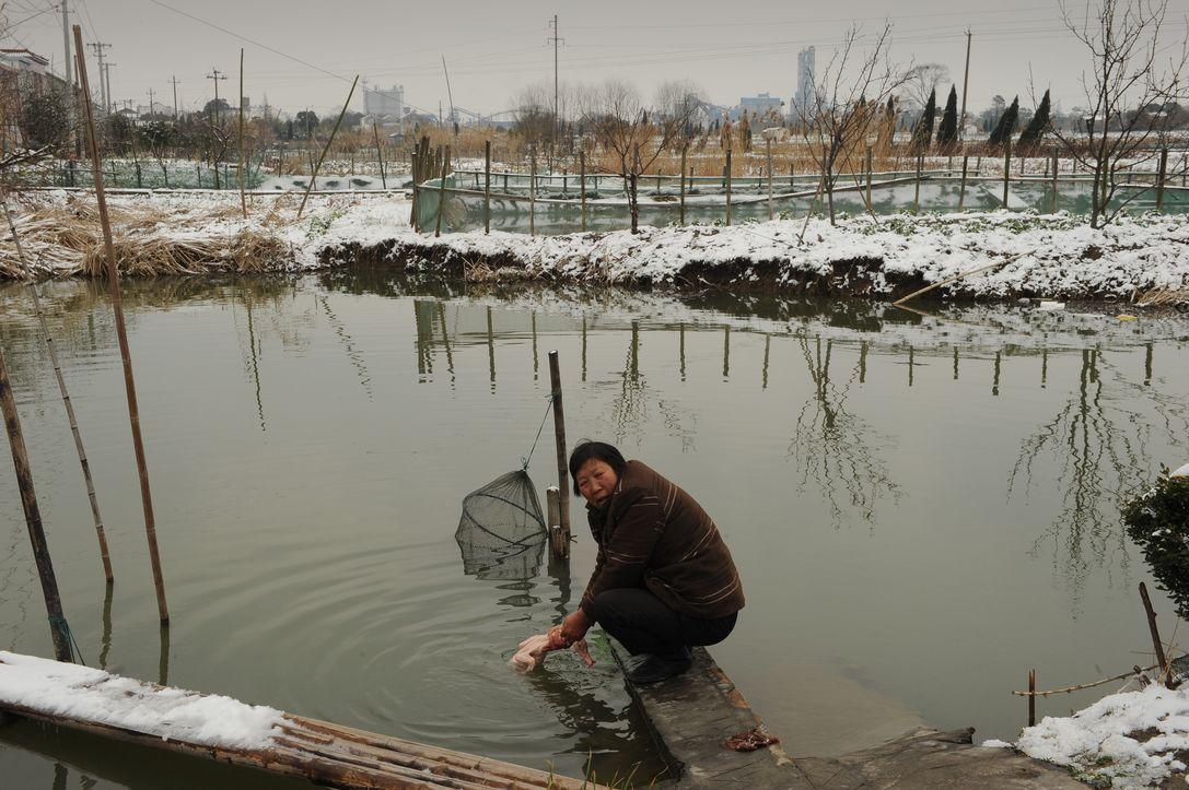 В Китае из-за ужасающей экологической обстановки появились целые «раковые деревни»