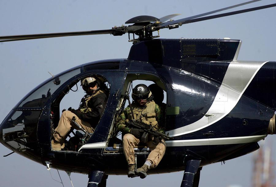 Blackwater – это часть ЦРУ, признался создатель охранной фирмы