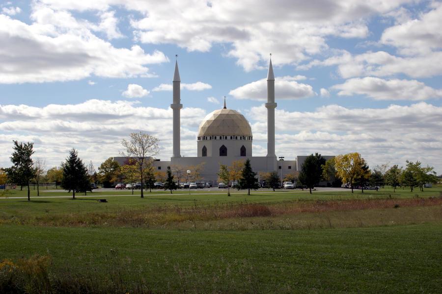 Американцу дали 20 лет тюрьмы за поджог мечети