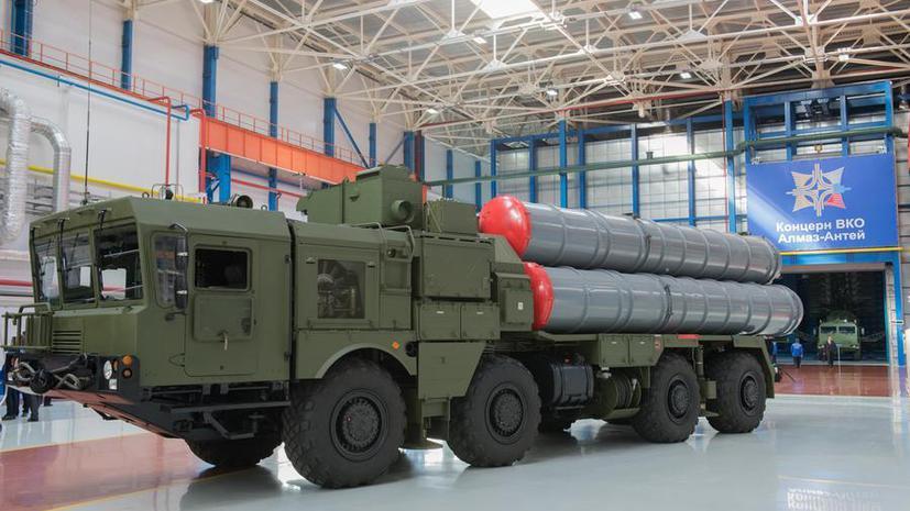 «Алмаз-Антей» поддержит рекордный спрос на военную продукцию РФ