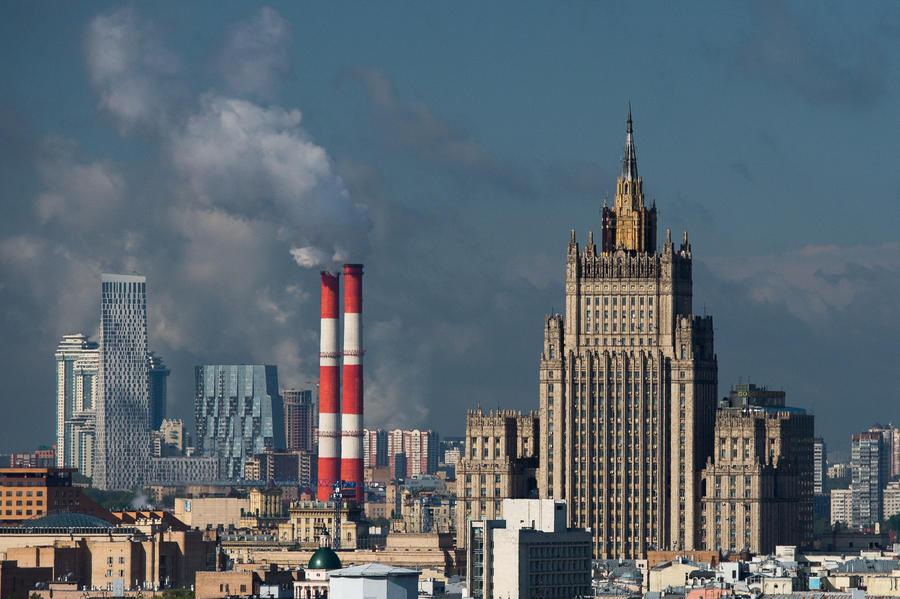 МИД РФ: В Киеве освобождены задержанные сотрудники посольства России