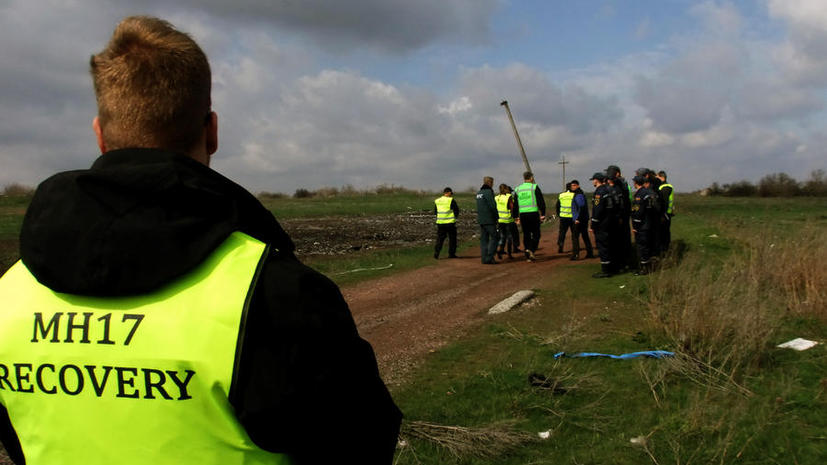 СМИ: Неизвестный требует £30 млн в качестве награды за информацию о сбитом над Украиной Boeing 777