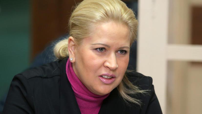 Евгения Васильева возложила ответственность за продажу объектов Минобороны на Анатолия Сердюкова