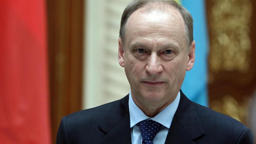 Николай Патрушев: «Отрезвление» украинцев будет жёстким и болезненным