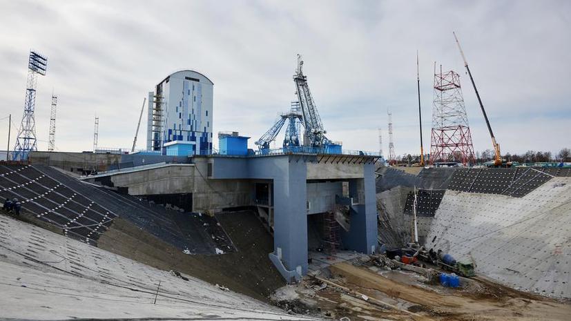 В развитие космодромов в России вложат 750 млрд рублей