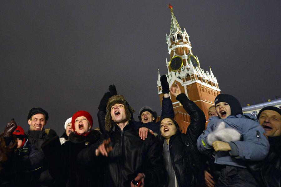 ВЦИОМ: за последние 20 лет россияне стали гораздо позитивнее