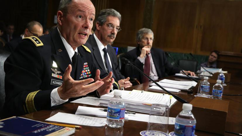 Глава АНБ: Только тотальная слежка гарантирует национальную безопасность США