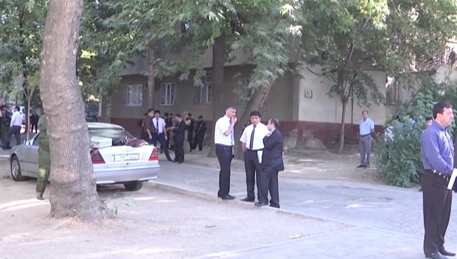 МВД: Группа неизвестных совершила вооружённое нападение на блокпост на въезде в Душанбе, есть жертвы