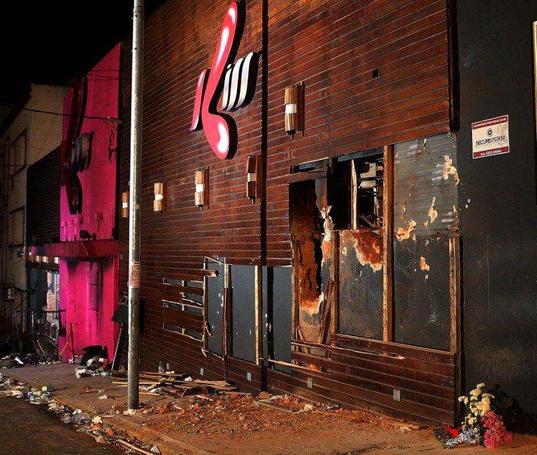 Три человека арестованы в Бразилии в связи с пожаром в ночном клубе