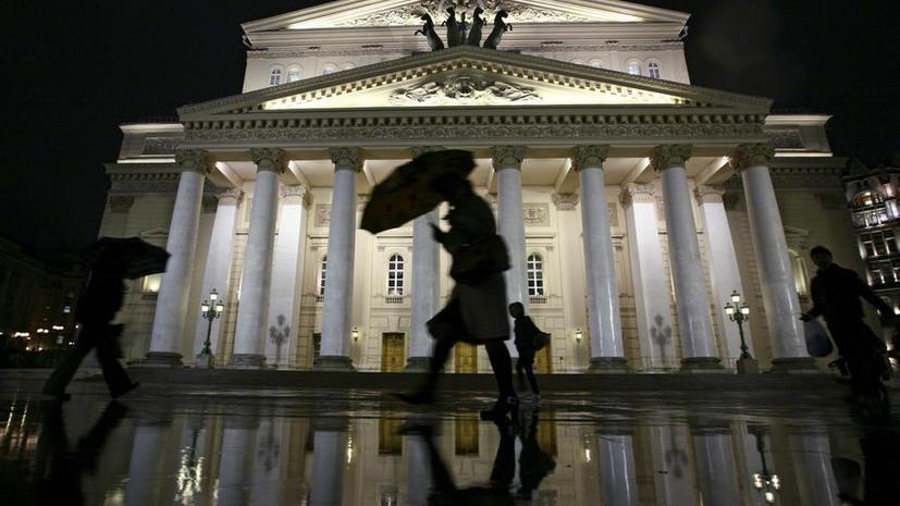 Москву на выходных ожидают ливни и похолодание