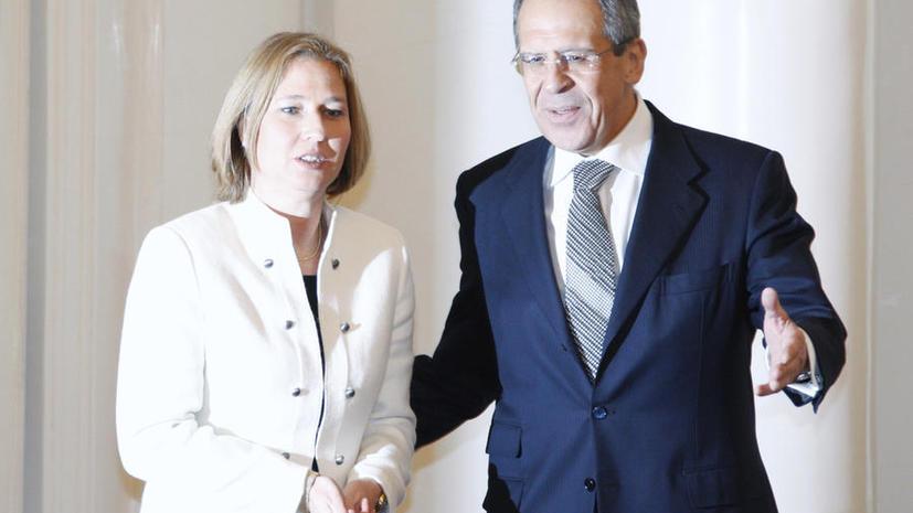 Сергей Лавров: Россия заинтересована в возобновлении палестино-израильских переговоров
