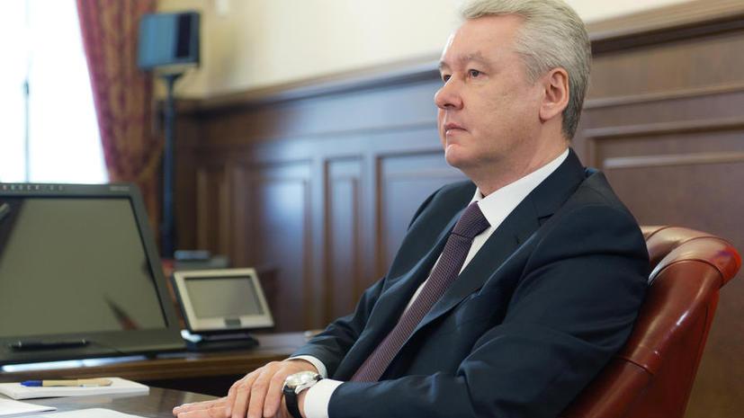 Сергей Собянин заявил о намерении уйти в отставку с поста мэра Москвы