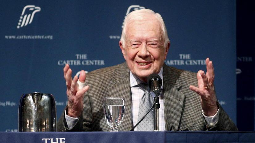 Американские СМИ: Джимми Картер раскрыл России позиции боевиков ИГ в Сирии