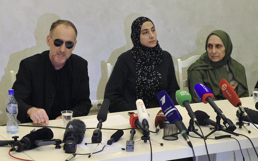 Мать братьев Царнаевых собирается на суд в США