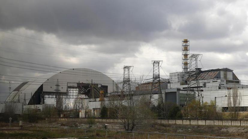 Немецкий телеканал: У Европы и Украины не хватает денег на новый саркофаг для Чернобыльской АЭС