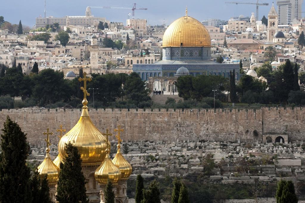 Россия подала иск против мэрии Иерусалима