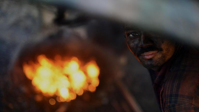 В Калькутте сгорел базар, погибли 18 человек