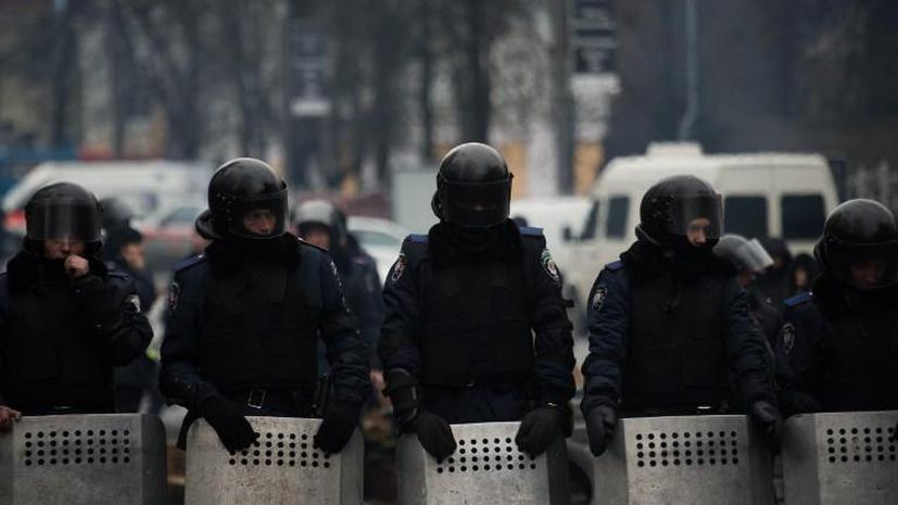МВД и СБ Украины выставили радикалам ультиматум