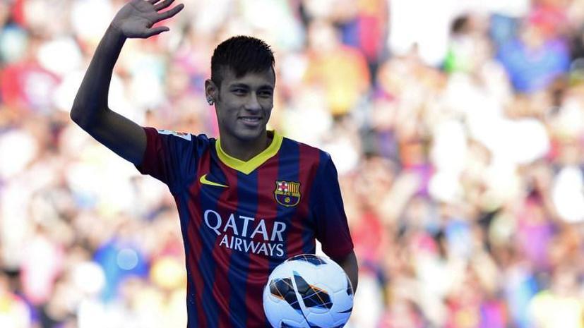 «Барселона» подписала главную звезду бразильского футбола
