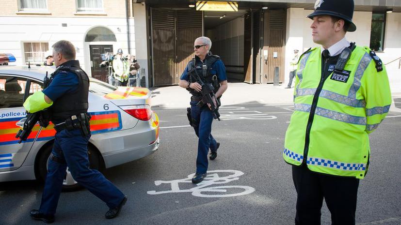 На подозреваемого в убийстве британского солдата напали в тюрьме