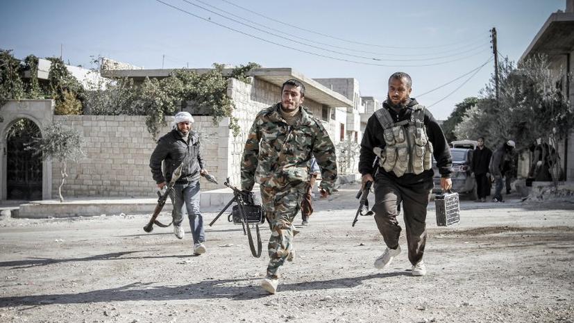 Сирийские оппозиционеры нанесут визит в Москву