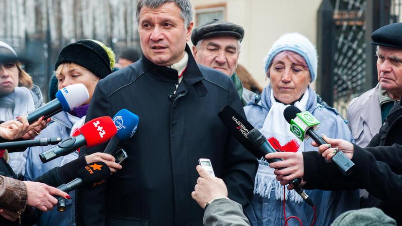 «КиберБеркут» взломал переписку Арсена Авакова об убийстве Сашко Билого