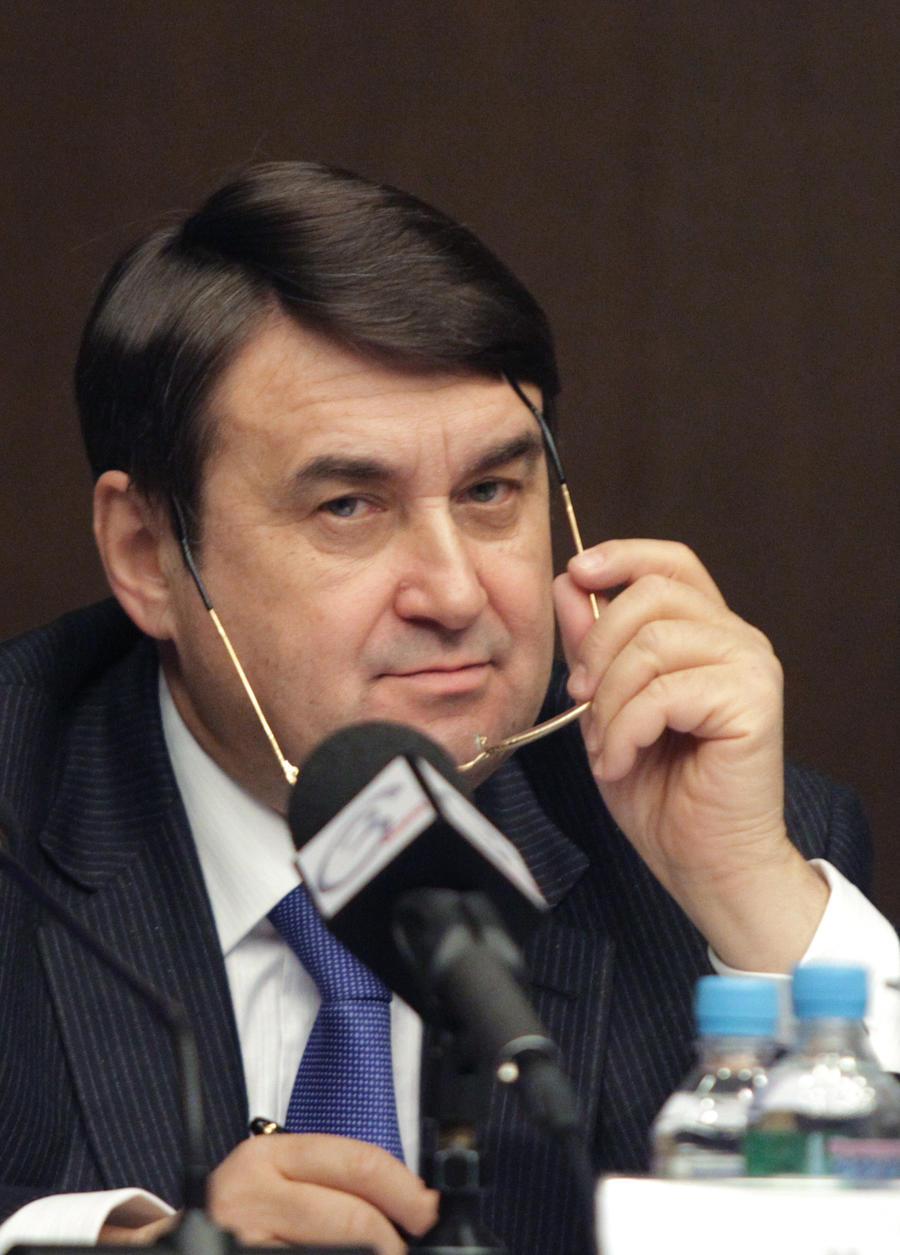 Левитина назначили кремлёвским куратором Олимпиады в Сочи