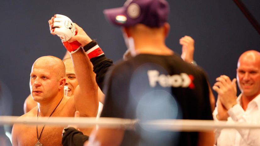 Сегодня в Японии легендарный боец Фёдор Емельяненко возвращается на ринг
