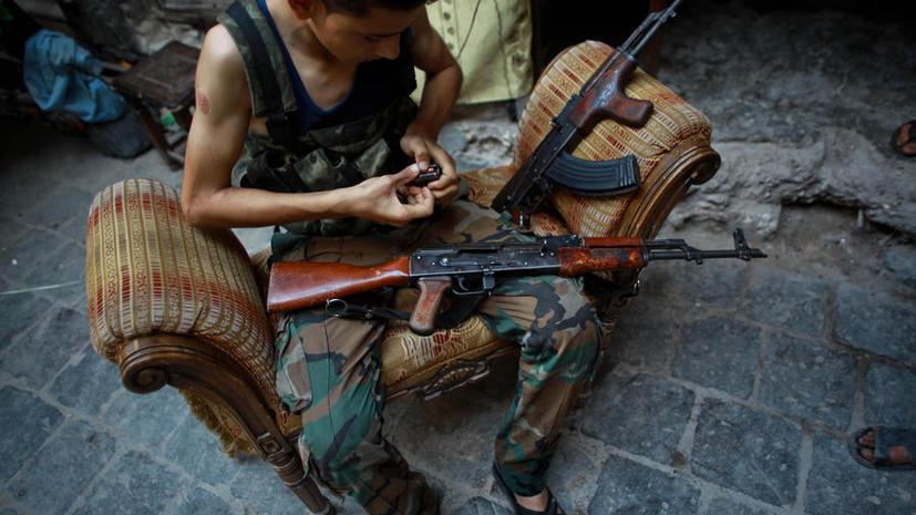 Пентагон подготовит 15 тысяч боевиков для борьбы с «Исламским государством»
