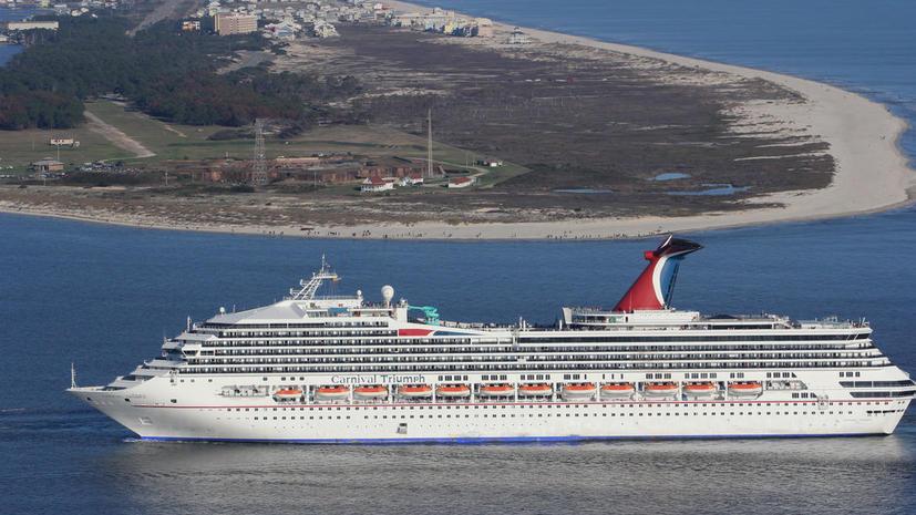 Пассажиры лайнера «Триумф» подали коллективный иск
