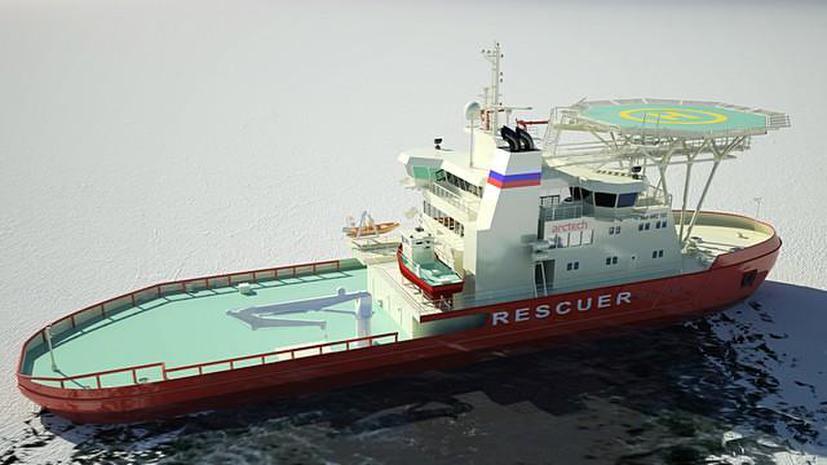 Россия готовит асимметричный ответ на вызовы Арктики