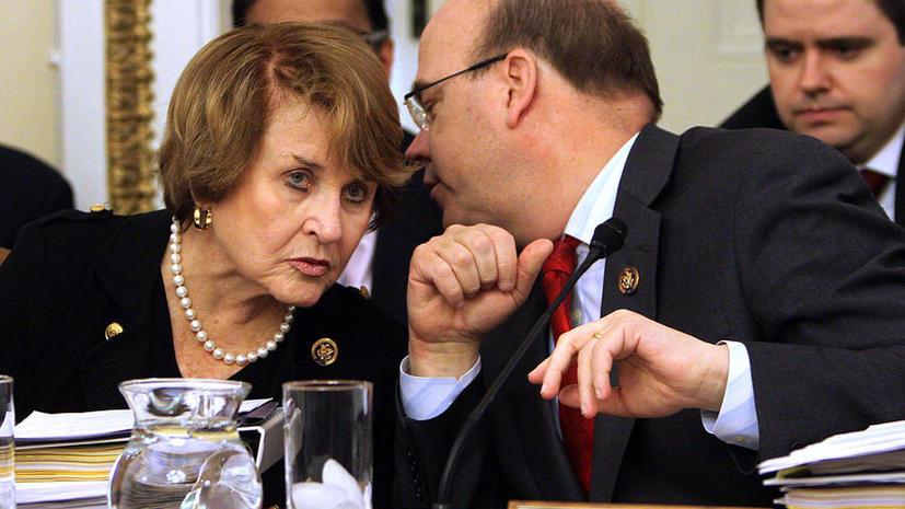 Конгрессмены: Барак Обама должен отозвать резолюцию по Сирии