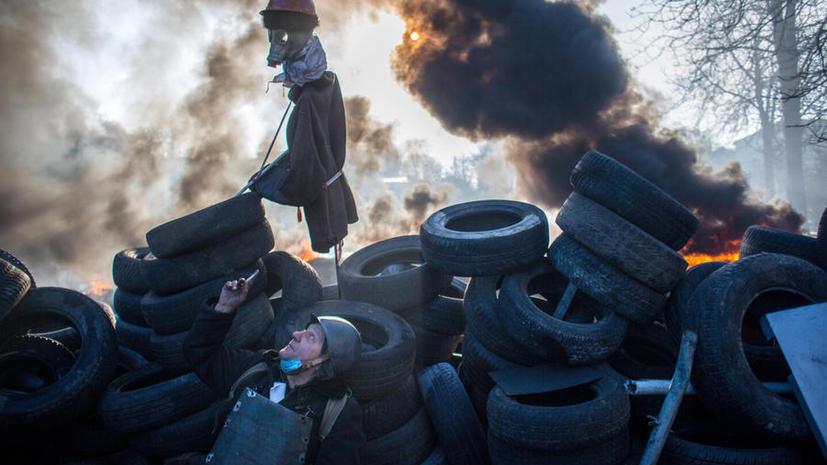 Генпрокуратура Украины задержала подозреваемых в стрельбе на Майдане