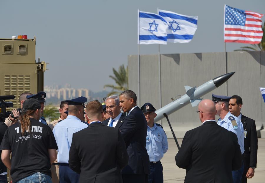 АНБ вело слежку за военными объектами Израиля первостепенного значения