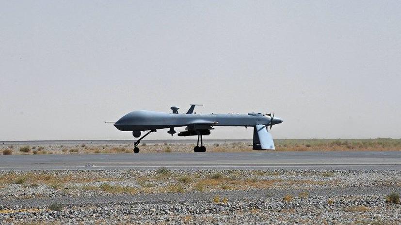Власти США отправляют военные беспилотники следить за своими гражданами