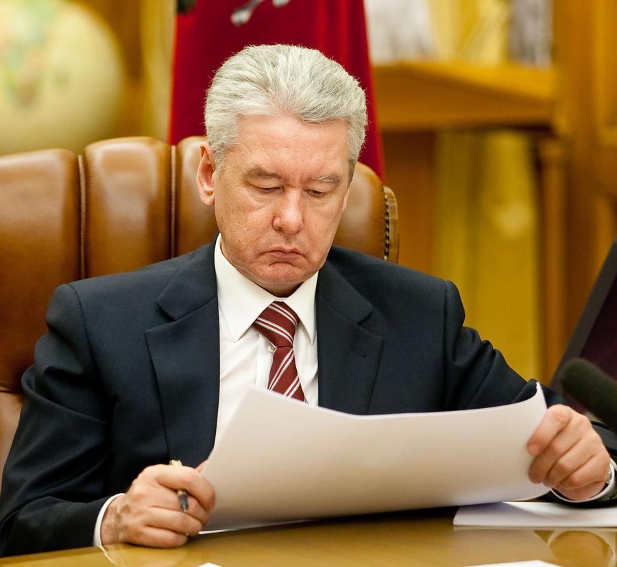 В Москве началась регистрация кандидатов на пост мэра