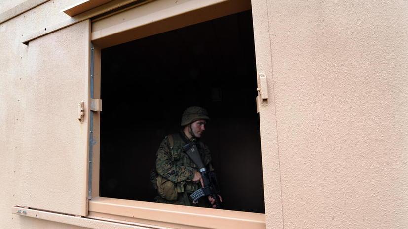 Морпех, устроивший стрельбу на базе Куантико, покончил с собой