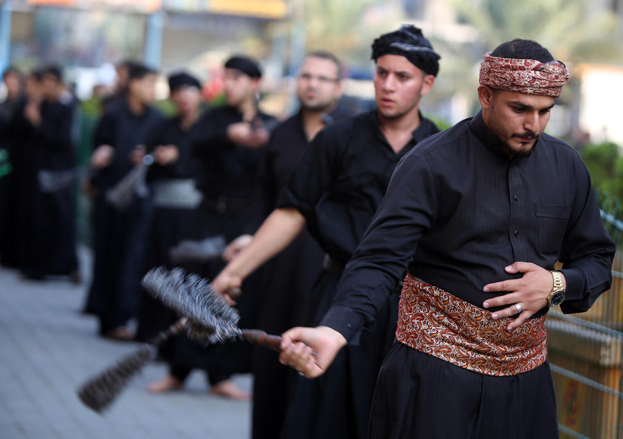 Террорист-самоубийца атаковал процессию шиитов в иракском городе, есть жертвы