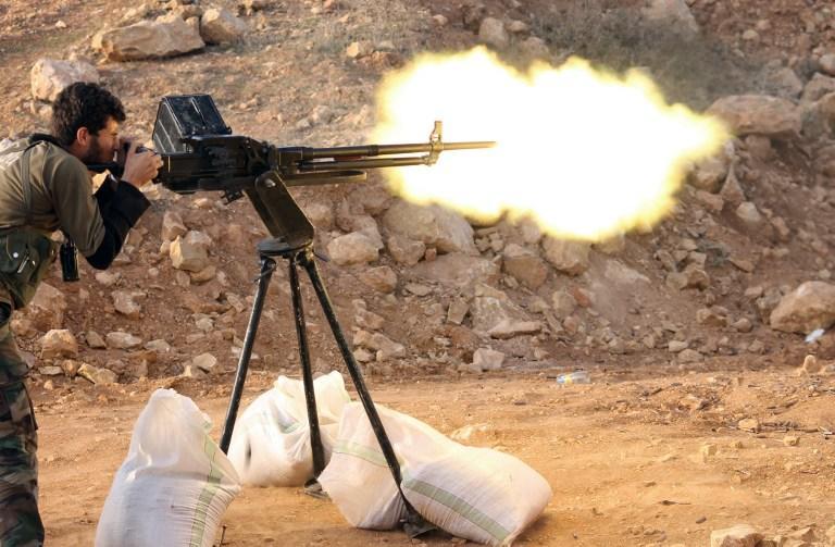 США признали факт поставок оружия сирийским боевикам