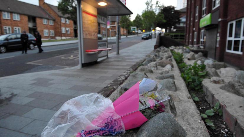 Лондонская полиция арестовала двоих подозреваемых в причастности к убийству в Вулвиче