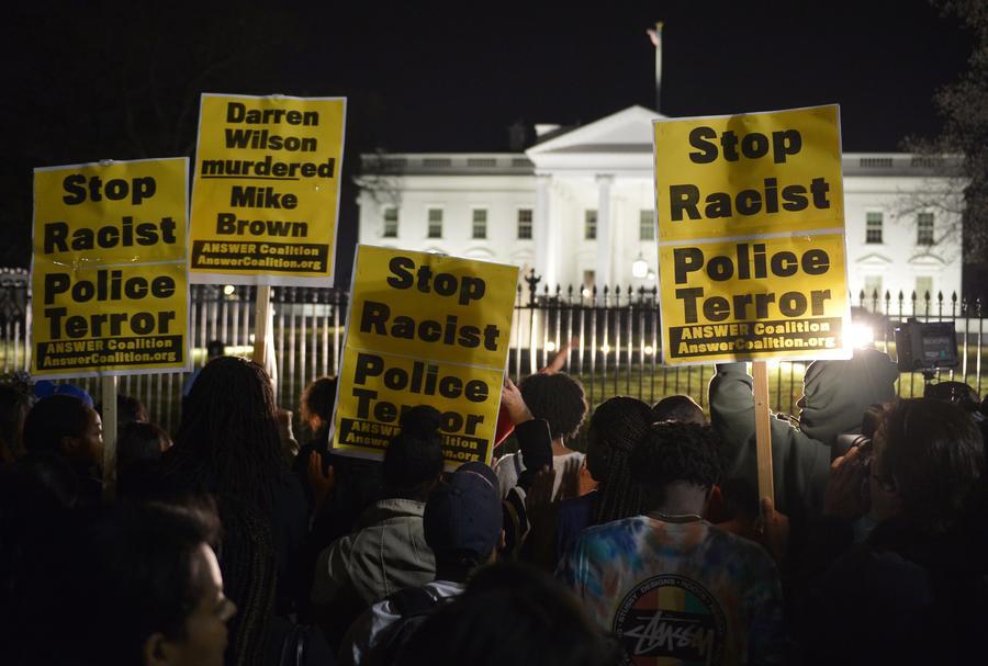 Американские СМИ: Протесты в Фергюсоне перекинутся на 120 городов США