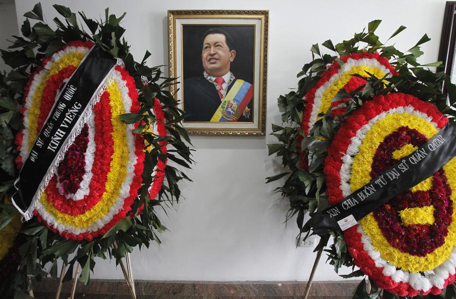 Российские специалисты готовы забальзамировать тело Чавеса