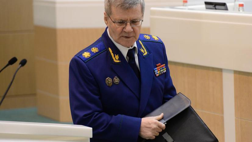 Юрий Чайка: Происходящее на Украине — это геноцид украинского народа
