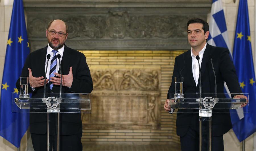 Председатель Европарламента: Меня беспокоит желание Греции сблизиться с Россией