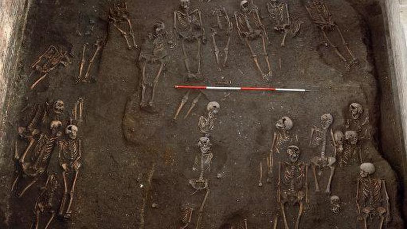 Археологи раскопали останки тысячи средневековых учёных на территории Кембриджского университета