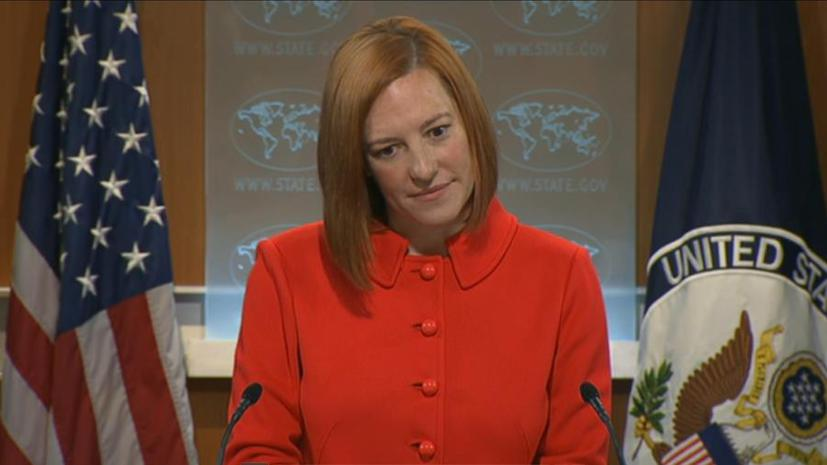 Госдеп: США не признают референдум в Донецке и Луганске